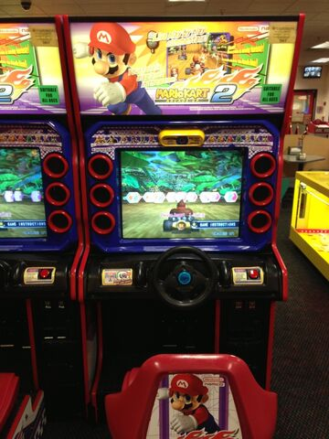 File:Mario Kart Arcade GP 2 game.jpg