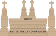 King Stanislaus I Tomb