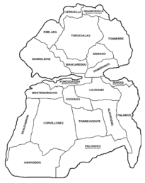 Oplanan Districts