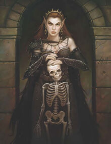 Rael the Death Witch