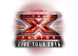 X factor live tour 2016