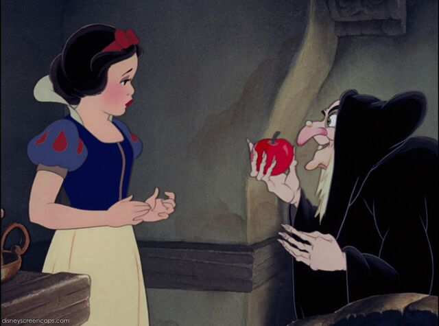 File:Snow White the Witch and the apple.jpg