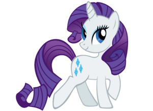 Rarity vector by tigersoul96-d47afif