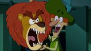 S1e17a ...a lion!
