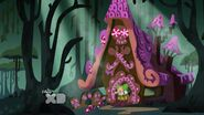 S1e20a The Gingerbread Witch's Cottage