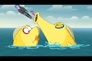 S1e13b Teensy Returns to the Ocean With His Mate and Spits the Glooms Out 8