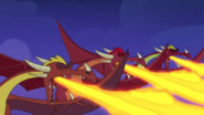S2e15a dragons breathing fire