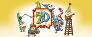 The 7D - Watch Disney Junior banner