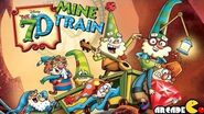 The 7D Mine Train - Universal - HD Gameplay Trailer
