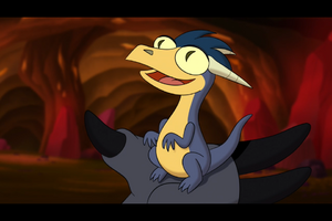 S1e13 The 7D and Hildy Return Baby Dragon and Rescue Grim 31