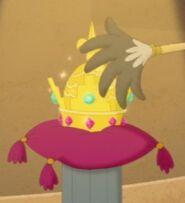 Hubba Hubba Headpiece