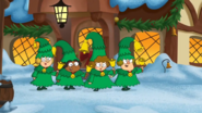 S1e09b group of carolers