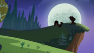 S2e10b dopey howling under a full moon