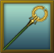 Golden War Rod