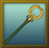 Golden War Rod