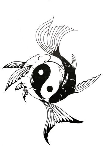 File:Yin yang and the fish by wearemarshal.jpg