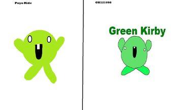 GK Drawing by Poyo