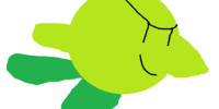 Green Kirby (Original)