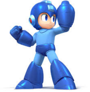 Mega Man (SSB4)