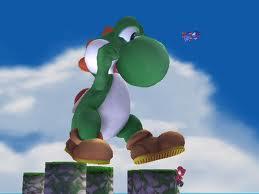 Giant Yoshi