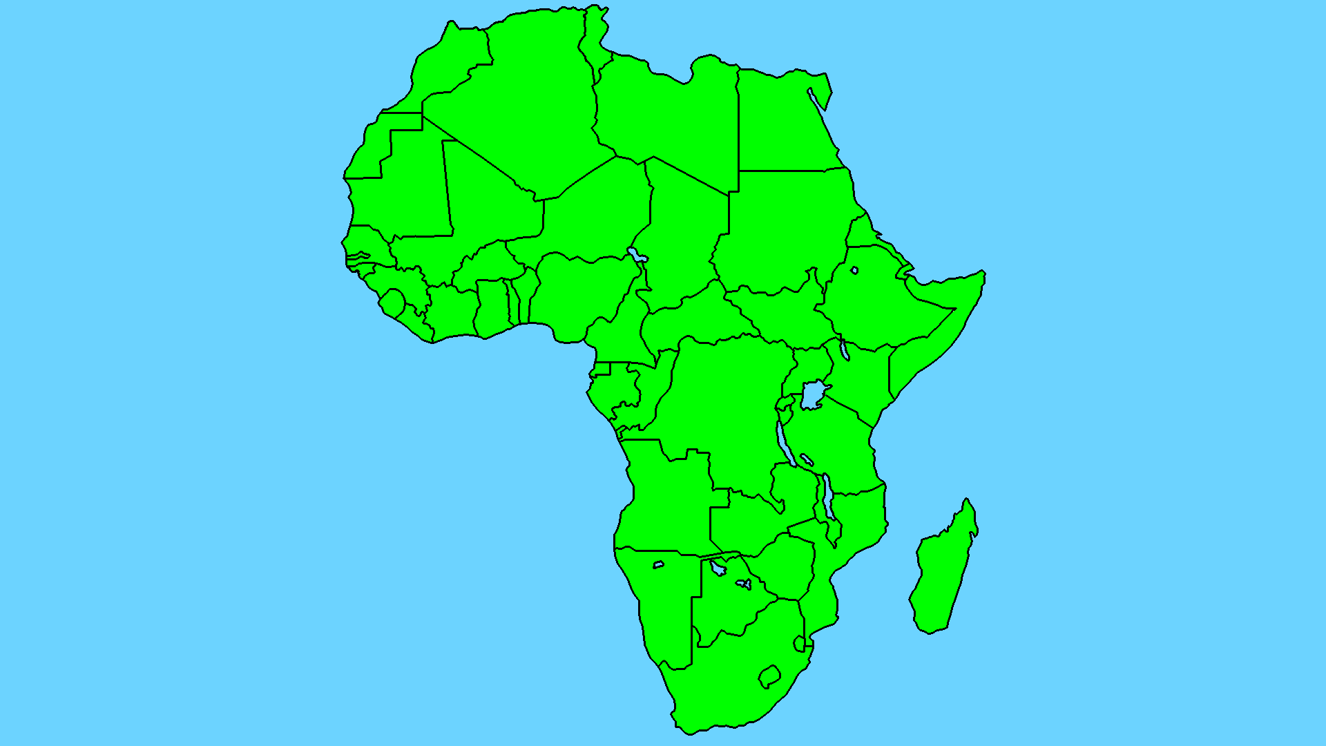 Worksheet. Image  Africa Map Finn Mapperpng  The Alternate Future Wikia