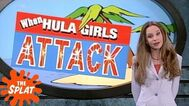 When Hula Girls Attack The Amanda Show The Splat