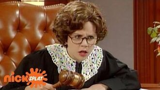 Judge Trudy The Amanda Show NickSplat