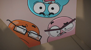 S03E05 Gumball's opinion about the puppy