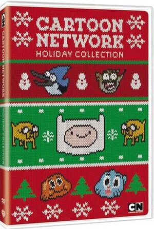 CN Holiday DVD