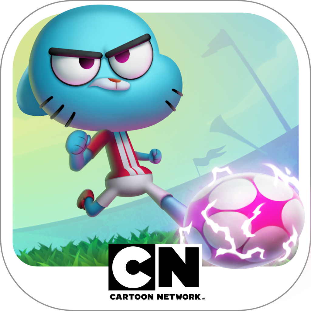 Amazing Cartoon: Cartoon Network Games Gumball Mutant Fridge Mayhem