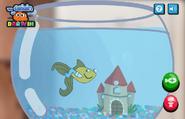 Fosh swumming