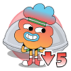 Gumball recipe run look out it is tobias