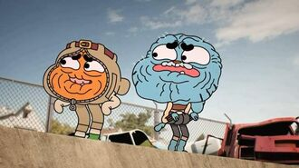 The Amazing World of Gumball - The Crew - We are the Senior Citizens