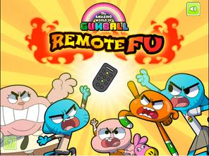 Remote Fu Title Screen