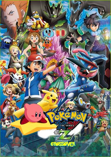 Pokemon XY and Z Crossover