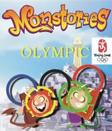 Monstories Olympic in Beijing 2008