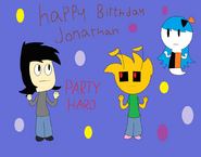 Happy birthday jonathan elrod by doctorwii-d684lbe