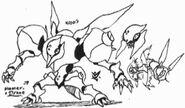Rough shadowkan doodles22 by kainsword kaijin-d8r5n2g