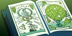 Planospheric book