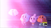 Gumball anime sequence 16