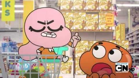 The Amazing World Of Gumball-The Flakers