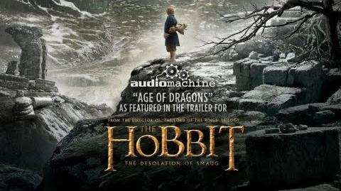 """Age of Dragons"" Music from the Trailer for ""The Hobbit - The Desolation of Smaug"" - audiomachine"
