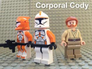 Corporal Cody