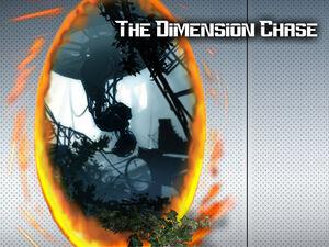 Dimension Chase logo
