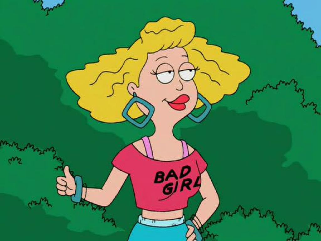 Francine S Flashback The American Dad Wiki Fandom