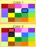 Hamster color