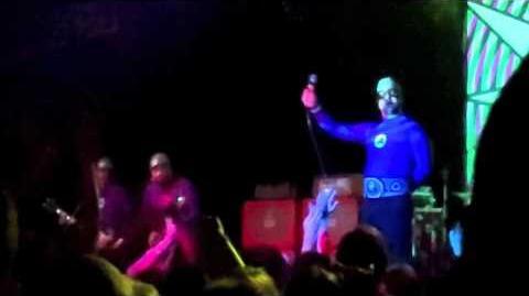 The Aquabats-Radio Down (Live at The Nile Theater in Mesa,AZ 2 26 11)