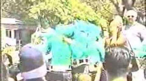The Aquabats - Dancing @ Cal State Fullerton 05-06-98