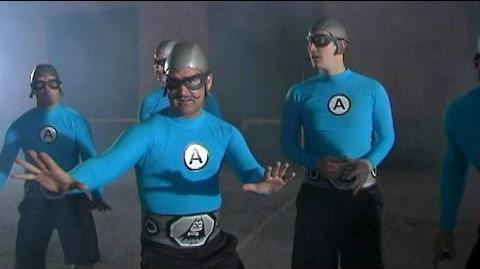 """Fashion Zombies!"" - The Aquabats!"