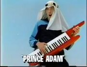 Aquabats in Color - Prince Adam